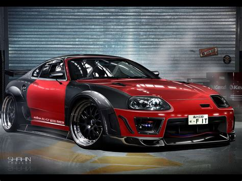rocket bunny supra toyota supra sports cars world of top autos