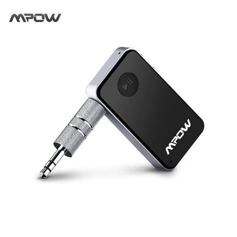 Audio Bluetooth Receiver Berkualitas 1 aliexpress buy mpow mbr1 mini bluetooth 4 0 receiver speaker wireless adapter 3 5 mm