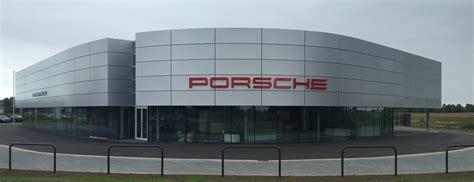 Porsche Rostock by Porsche Zentrum Rostock 187 Neubau