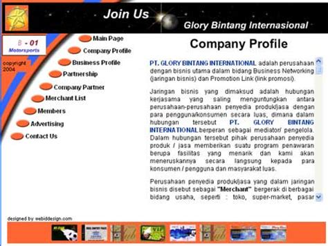 cara membuat web company profile dengan dreamweaver download company profile pengertian company profile
