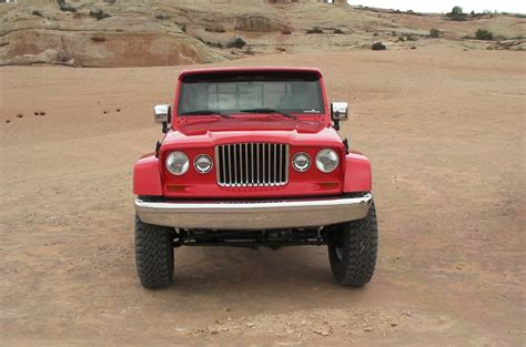 Jeep J Throwback Thursday Jeep J 12 Concept At 2012