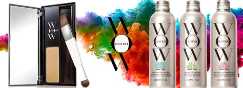 wow color color wow colour treated hair products free uk