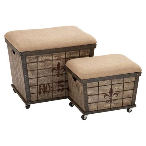 Rolling Storage Ottoman Rolling Ottoman With Storage Benches And Ottomans On Vanity Custom Ottomans And Benches