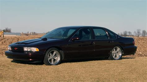 2014 chevrolet impala ss for sale 1995 chevrolet impala ss t56 harrisburg 2014