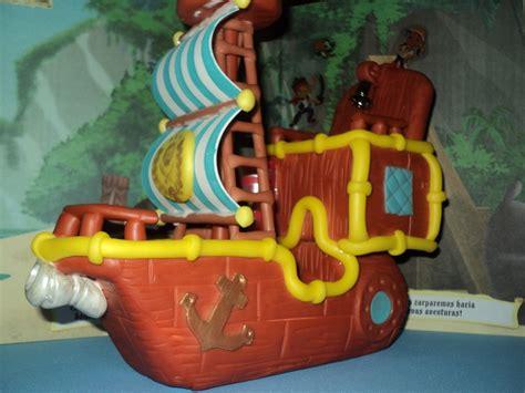 barco pirata de jake barco de jake y los piratas del nunca jamas imagui