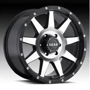 Truck Wheels Gear Get Your Truck In Gear With Gear Alloy Wheels