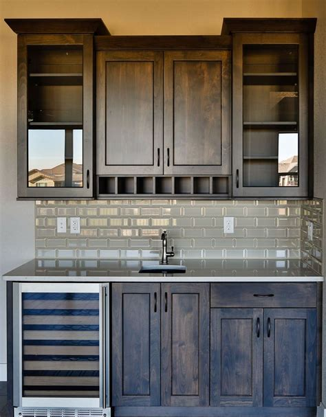 kitchen bar cabinet 17 best ideas about bar cabinets on pinterest wet bar