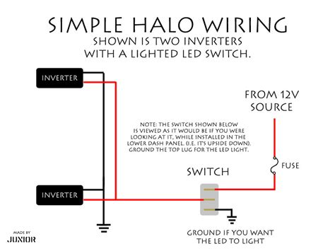 ccfl halo wiring diagram get free image about wiring diagram