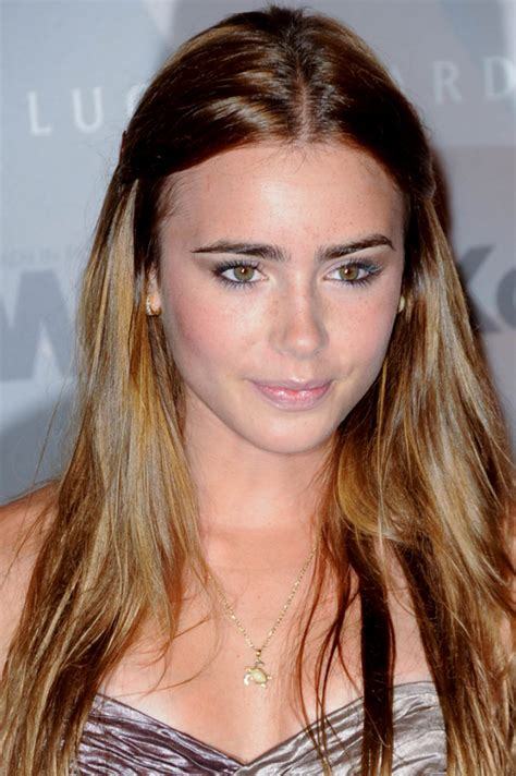 lizly hairstile pictures lily collins hairstyles and hair color lily