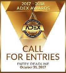 design journal adex awards adex awards design journal archinterious trout