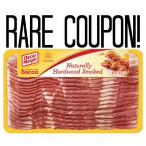 oscar mayer bacon only 1 96 at walgreens coupon closet