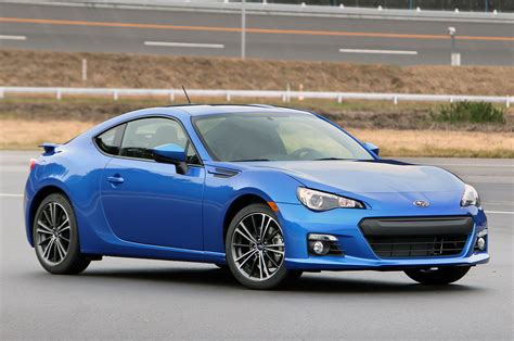 Brz Subaru by Subaru Developing Engine For Brz Turbo Autoblog