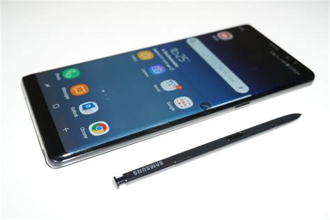 samsung review review samsung galaxy note 8