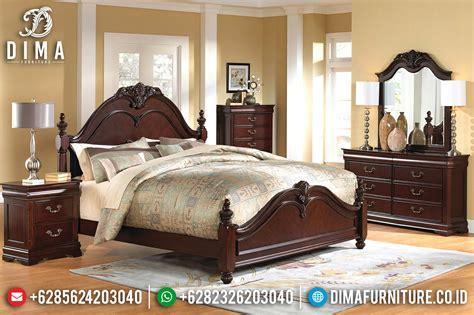 dipan jati jepara tempat tidur minimalis jepara kamar