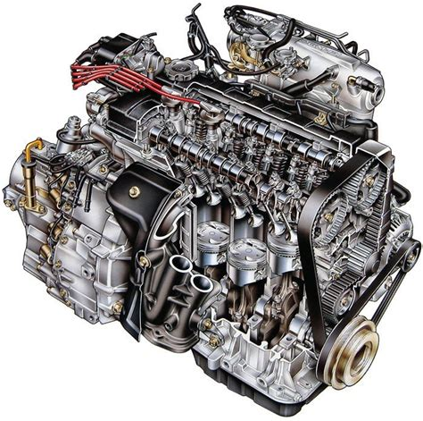 how cars work engines diesel fuel and brakes by how a car engine works blogs monitor