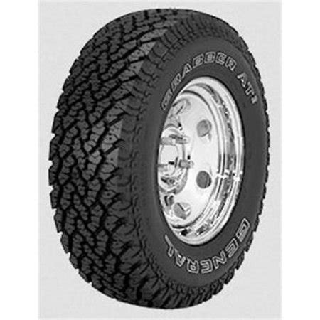 general grabber at2 light truck and suv tire 205 75r15 general tire 245 70r17 grabber at2 15447730000 general