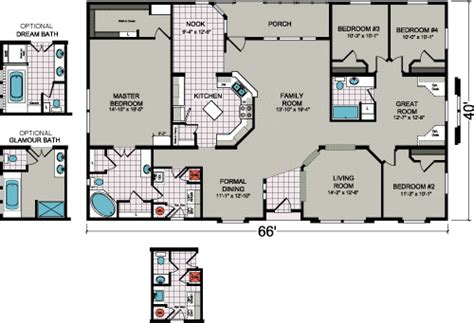 moduline homes floor plans moduline homes floor plans luxury chion moduline avalanche 7664m strictly manufactured homes