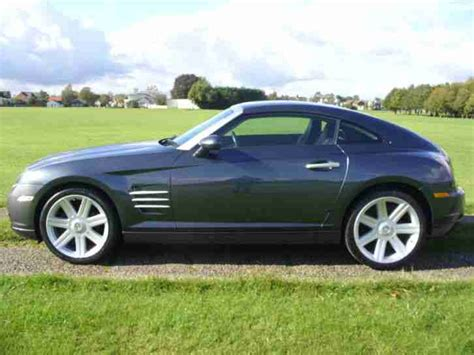 chrysler crossfire automatic chrysler crossfire 3 2 automatic coupe only 54 263