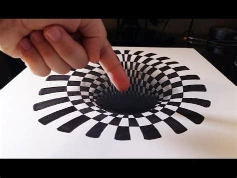 imagenes en efecto 3d el dibujo no es lo que parece al principio 2 vidoemo