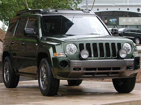2007 jeep patriot 4x4 pictures, mods, upgrades, wallpaper