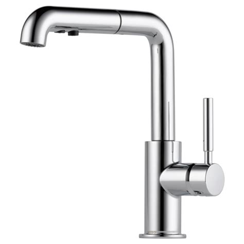 Brizo Solna Kitchen Faucet Single Handle Pull Out Kitchen Faucet 63220lf Pc Solna 174 Kitchen Brizo