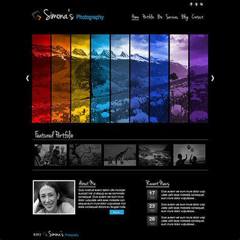 photoshop templates for photographers photoshop templates beepmunk