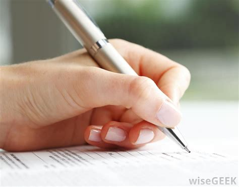 write on paper what is graphology with pictures