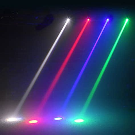 led disco light led rapid moving spot light dj disco lighting dmx