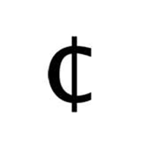 Cents Symbol Mac Word Download