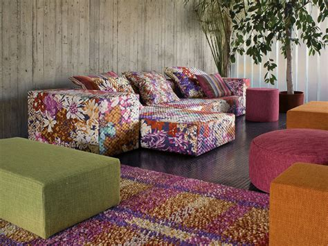 missoni couch sectional upholstered sofa with removable cover nap