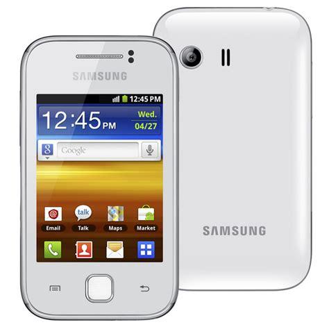 samsung galaxy y s5360 android 3g harga rp 899 ribu