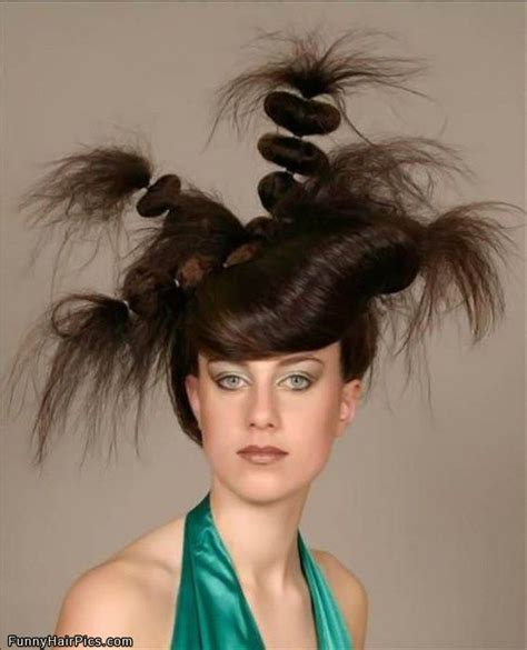 crazy hairstyles at home silly bride hairstyles views 4933 rating 1