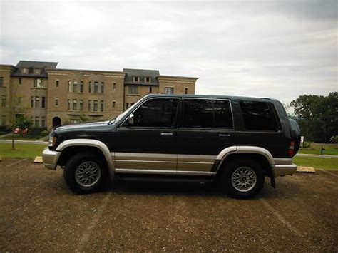 auto air conditioning service 1999 isuzu trooper interior lighting find used 1999 isuzu trooper in chattanooga tennessee united states for us 4 500 00