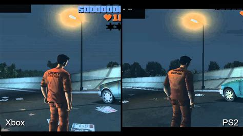 Grandtheft Auto 3 by Grand Theft Auto 3 Ps2 Vs Xbox