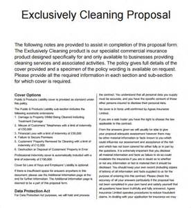 sample cleaning proposal template 9 free documents in pdf