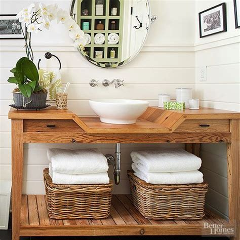 diy bathroom vanity ideas 11 ideas for a diy bathroom vanity pinterest powder