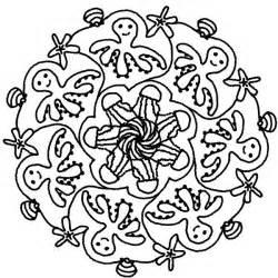 coloriage mandalas ete mandala poulpes 233 duses 7