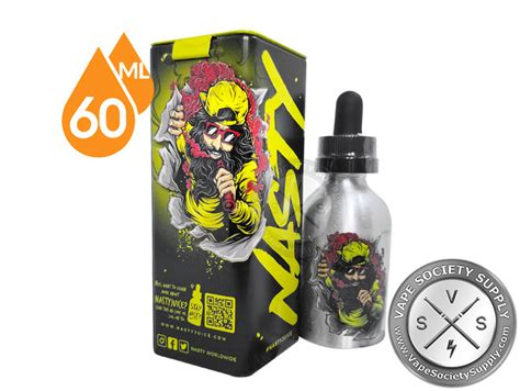 Juice Boy Mango Mangga 60ml Liquid Vape Vapor Diskon boy by juice 60ml vape society supply