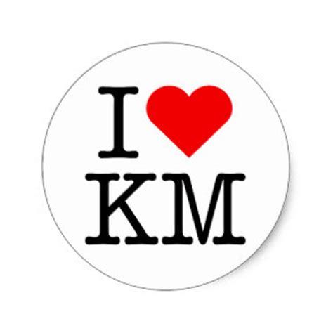 Love Km Gifts on Zazzle