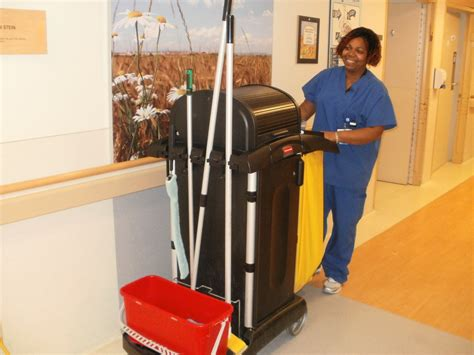 In Home Housekeeper by Housekeeping Hospital Hospital Housekeeping