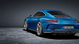 Porsche Gy3 Porsche 911 Gt3 Touring Package Aims For Subtlety Roadshow