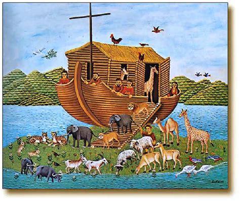 imagenes reales arca de noe animales arca de noe