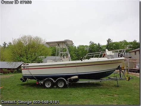 used center console boats nh quot fishing boat quot boat listings in nh