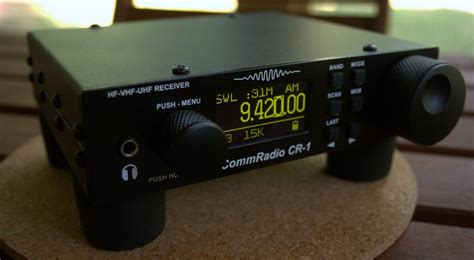 boat us radio check on sale now the commradio cr 1 a great little receiver