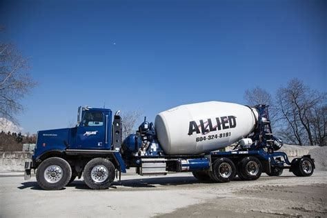 allied ready mix concrete limited builders richmond
