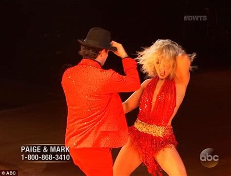 paige vanzant wardrobe malfunction dancing with the stars sharna burgess suffers wardrobe