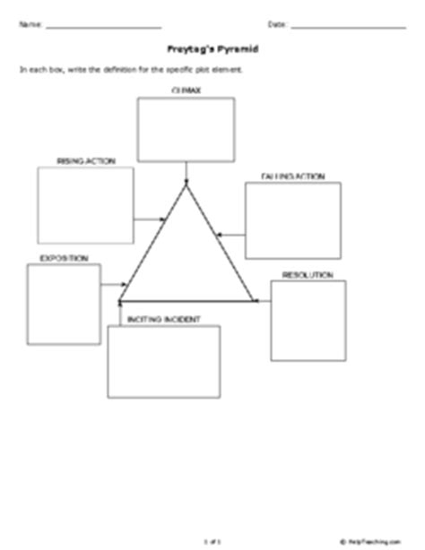 story pyramid template collection of freytag pyramid worksheet desirbrilliancecream