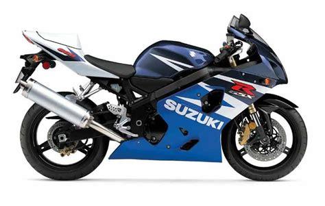 2004 Suzuki Gsxr 600 Review Suzuki Gsx R600 2004 2005 Review Mcn