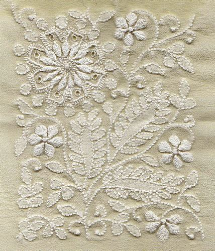 Wall Murals Online India chikankari hand embroidery from india nidhi saxena s