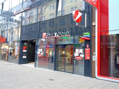 banken in wien bank austria mariahilfer stra 223 e stadtdirektion wien